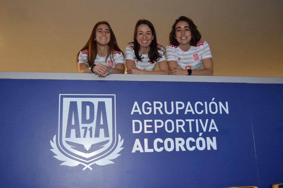 Desde Alcorcón rumbo a la primera Eurocopa Femenina de la historia