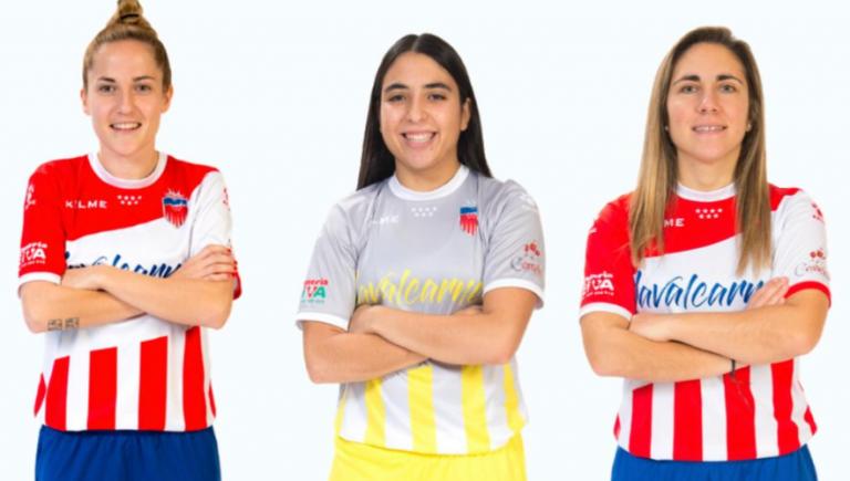 """Las ganadoras del Europeo Ana Luján, Marta Balbuena y Ame Romero recibirán el premio """"Felix Aranda"""""""