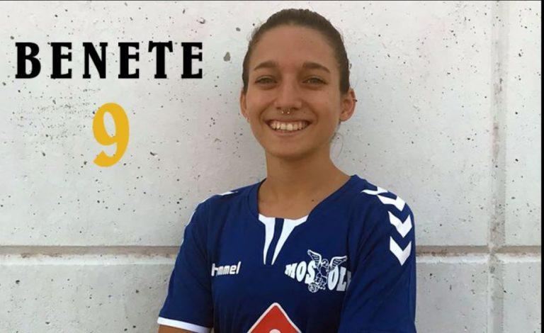 """Alicia Benete (FSF Móstoles): """" Somos capaces de competir contra todos los equipos de la liga y tenemos capacidad suficiente para ganar a cualquiera."""""""