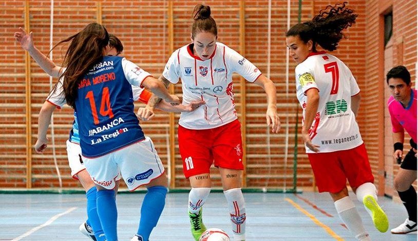 Tras el exitazo de la selección, vuelve la Liga con una exigente visita a Ourense Envialia FSF