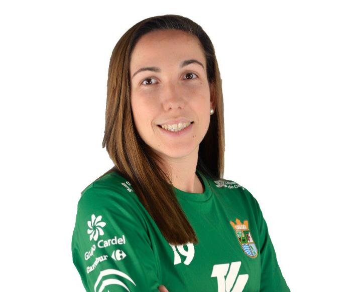 """Inma Sojo (Guadalcacín FS CD): """"Ahora con el equipo al completo vamos a por esta segunda vuelta y a salir de la zona baja."""""""