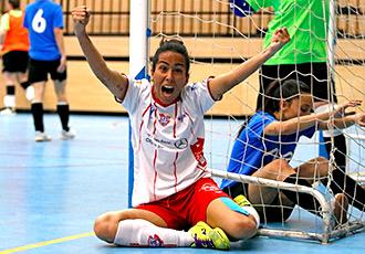 Crónica: CD Leganés FS - FS Majadahonda. Jornada 14ª. 1ª División Fútbol Sala Femenino