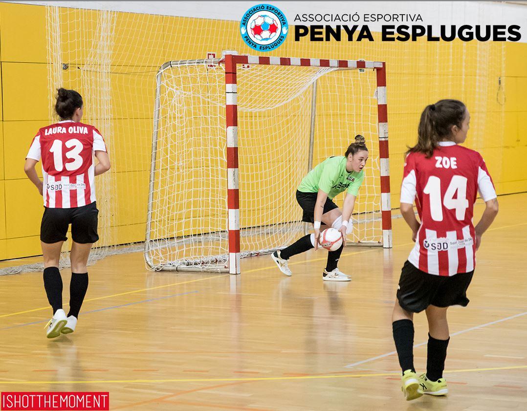 Previa: FS Majadahonda - AE Penya Esplugues. Jornada 20ª. 1ª División de Fútbol Sala Femenino