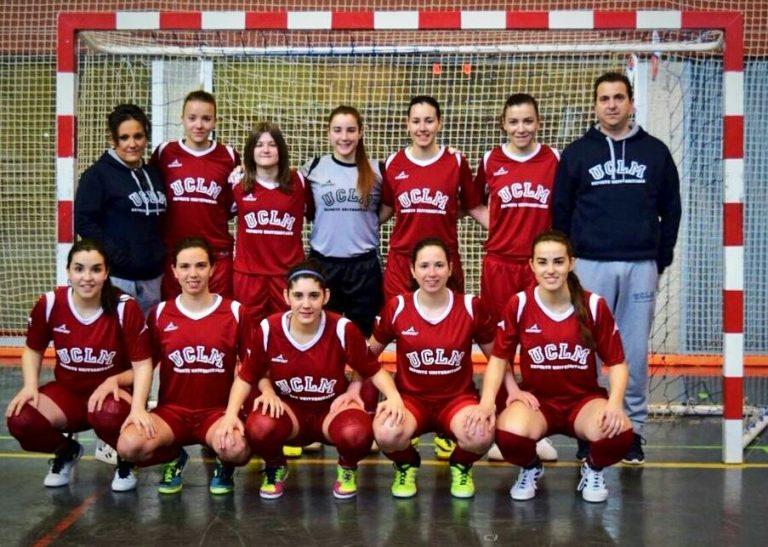 La Selección de Fútbol Sala Femenino de la UCLM echa a andar