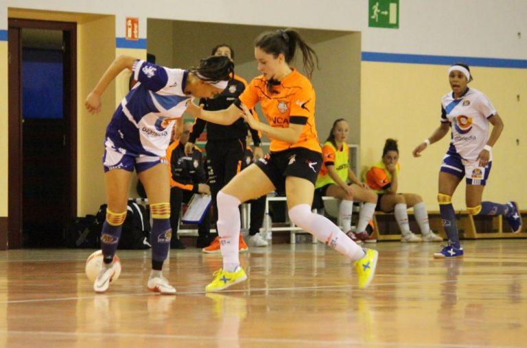 El Viaxes Amarelle FSF se complica la permanencia en la Primera División Nacional tras caer en casa del AD Sala Zaragoza FSF (5-1)