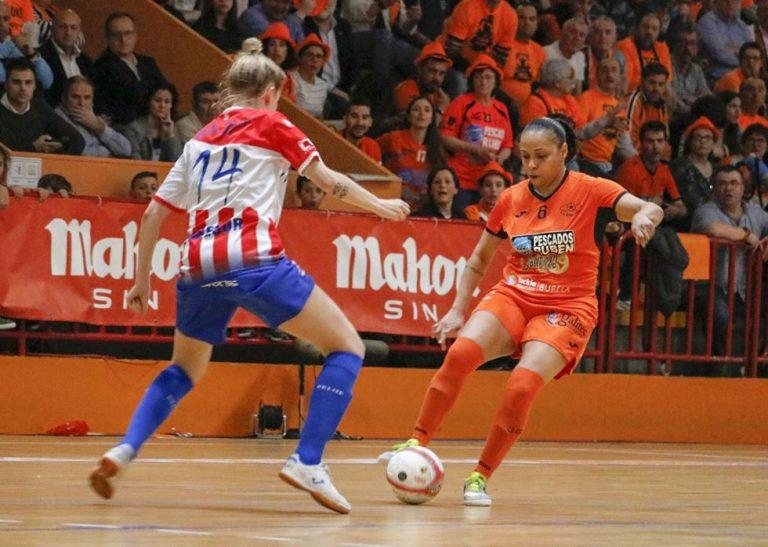 """Burela acogerá la """"Copa de Su Majestad La Reina"""" de Fútbol Sala"""