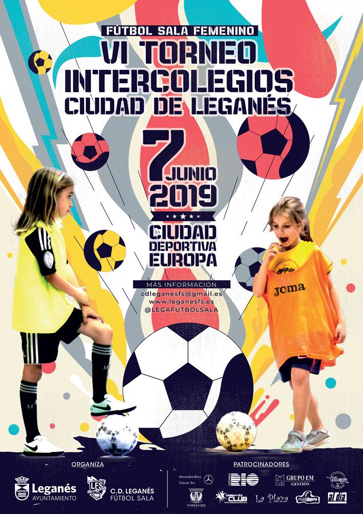 Arranca la 6ª edición del Torneo Intercolegios Ciudad de Leganés