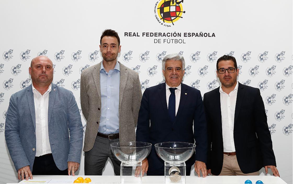 Sorteo de las eliminatorias de ascenso a 1ª División Femenina de Fútbol Sala