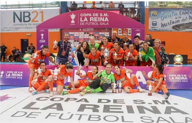 Cambios para la Temporada 2019 2020 de Fútbol Sala Femenino