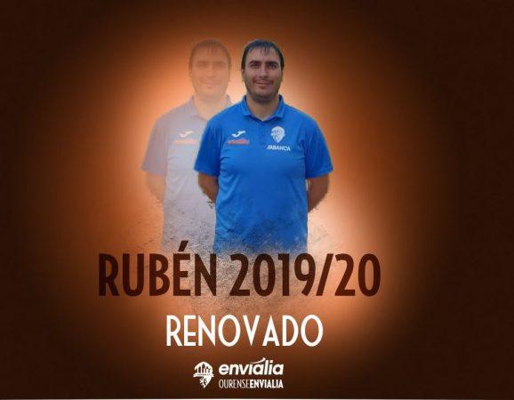 Renovación del Staff Técnico del filial de Ourense Envialia FSF
