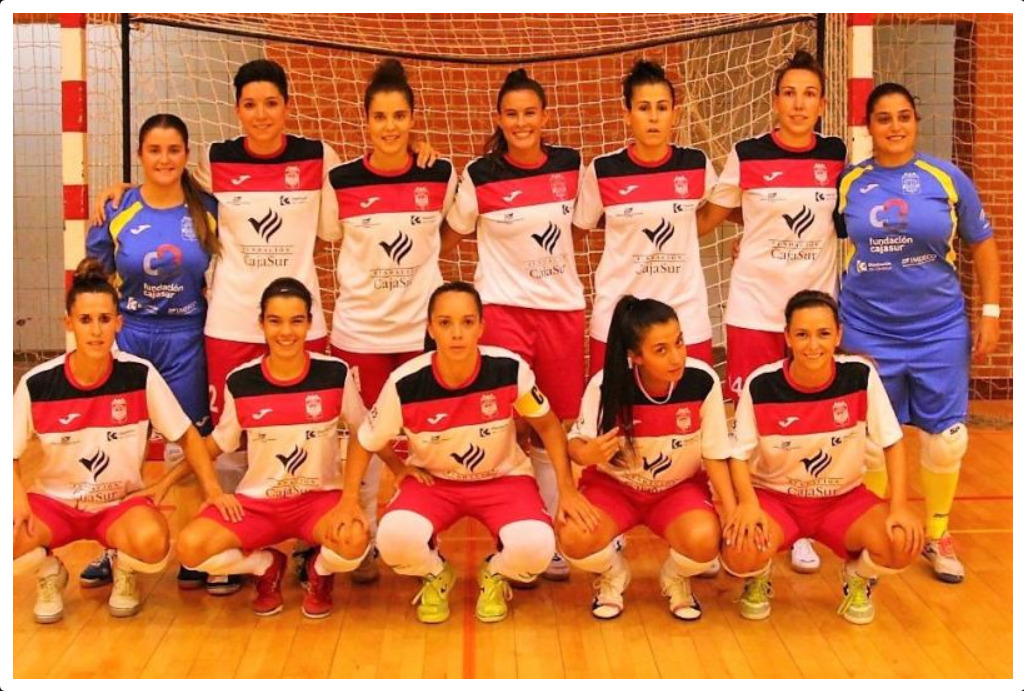 Final de la Copa de Andalucía Futsal femenina entre Loja y Deportivo Córdoba
