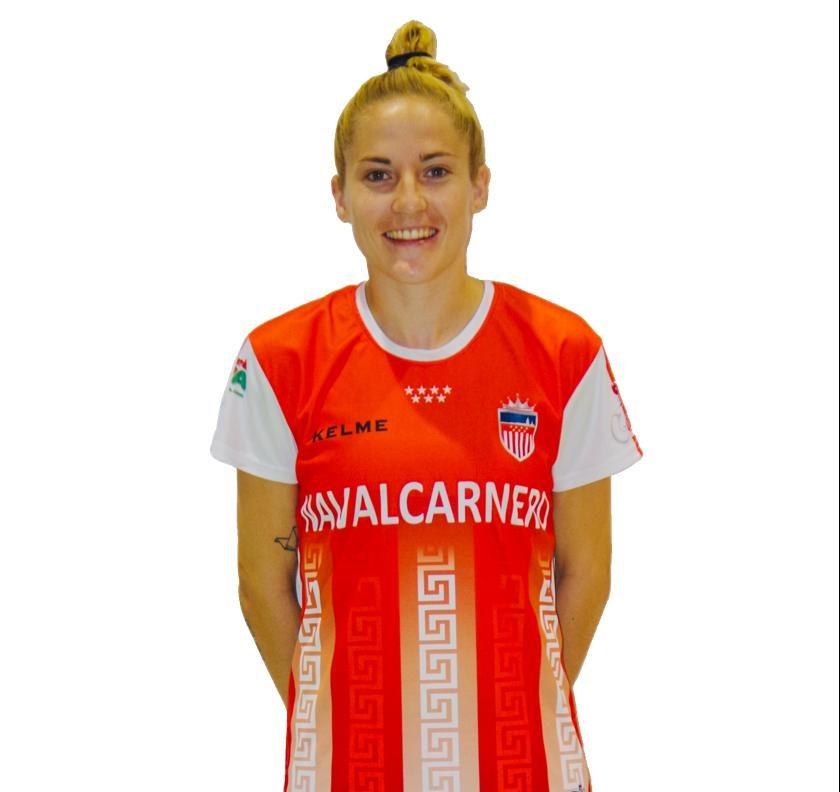 """Ana Luján (Futsi Atlético Navalcarnero): """"Tenemos que seguir trabajando para mantener el nivel e incluso mejorarlo para toda la temporada"""""""