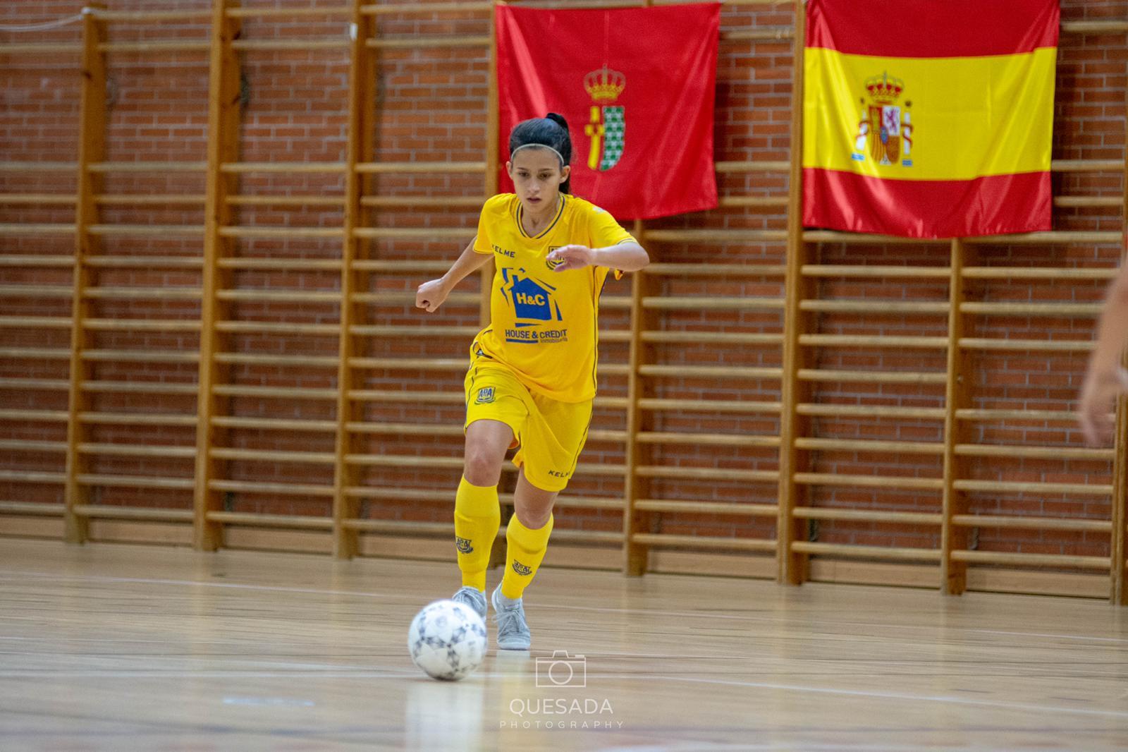 Previa: AD Alcorcón FSF - FS Majadahonda. Jornada 19ª. 1ª División Fútbol Sala Femenino
