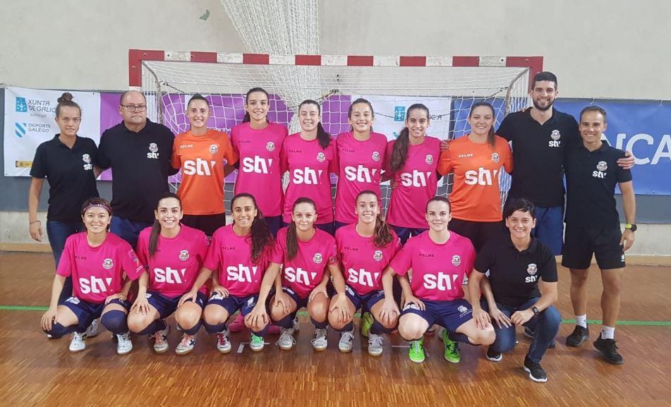 El STV Roldán vence en Ourense para comenzar la liga