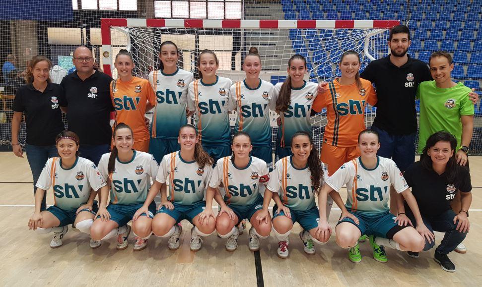 Crónica: FS Majadahonda - STV Roldán FSF. Jornada 16ª. 1ª Div. Fútbol Sala Femenino