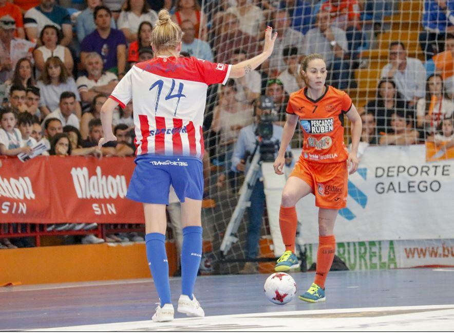 Burela acogerá a la Selección Española de Fútbol Sala Femenino contra Japón