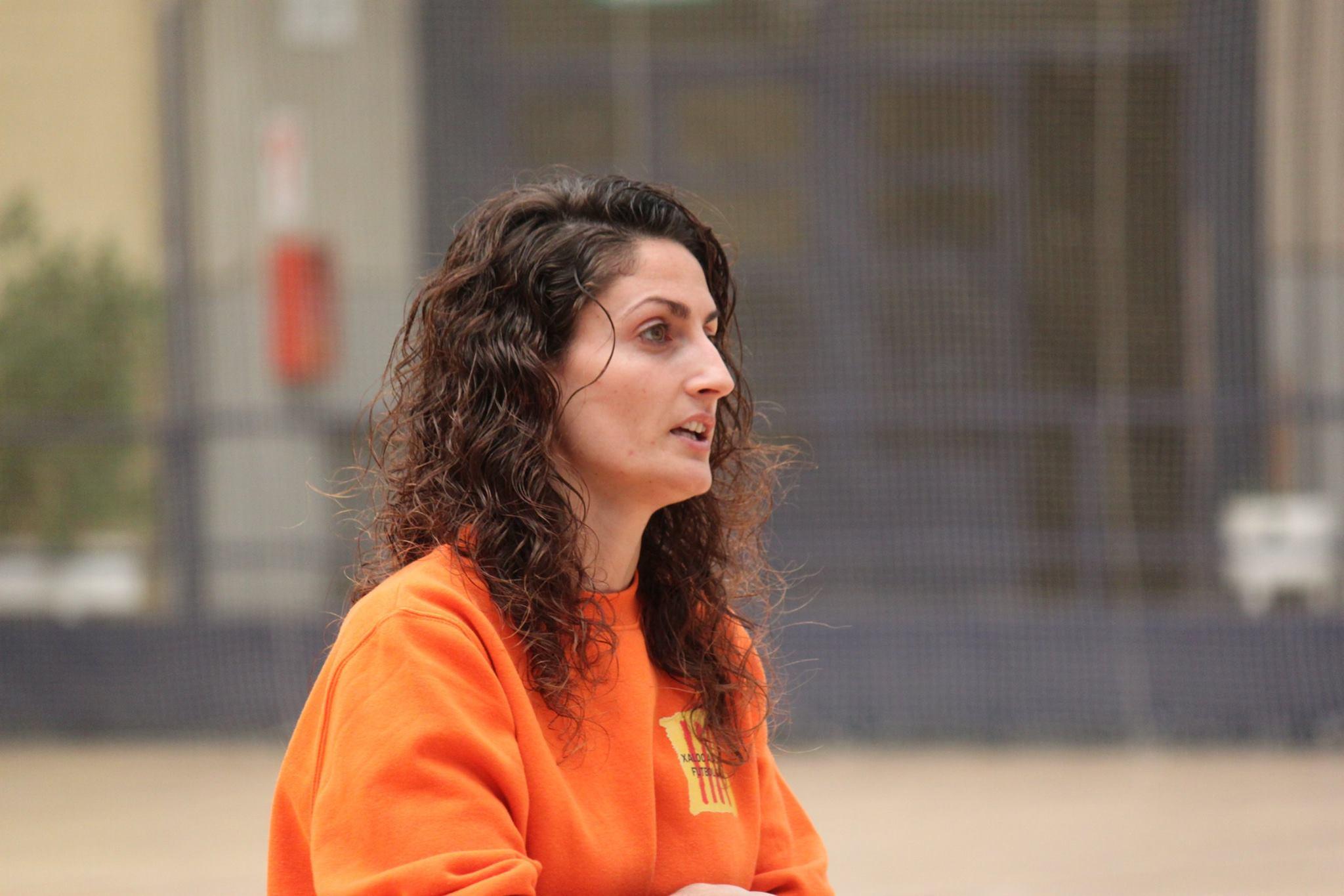 María Molina deja de ser la primera entrenadora de Xaloc Alacant FS