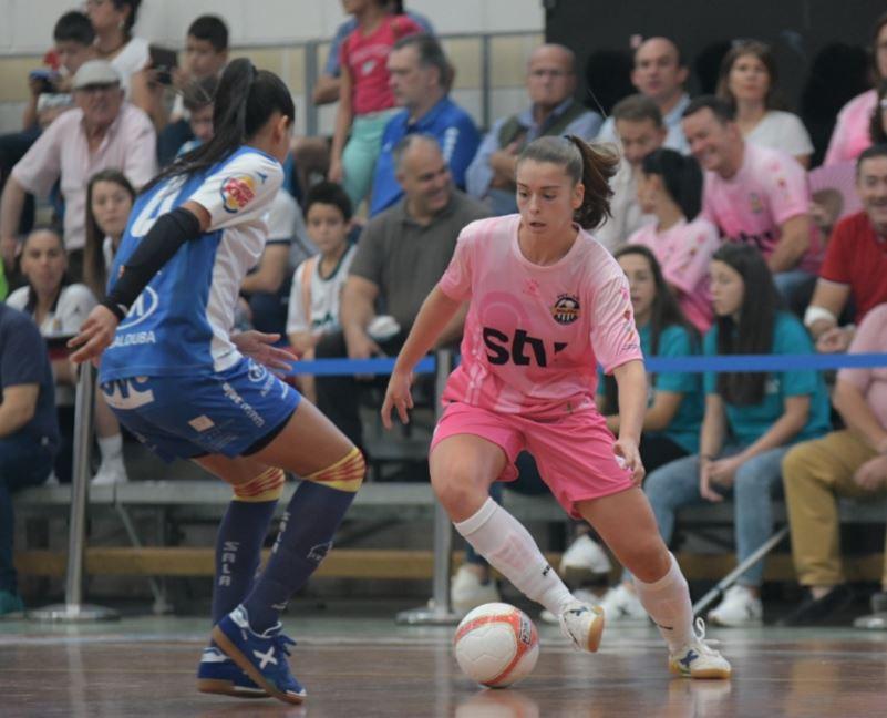 Crónica: STV Roldán FSF - Sala Zaragoza. 1ª Div. Jornada 6ª