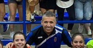 """Juan Alcaraz (Entrenador de UCAM ElPozo Murcia FSF): """"El futuro del Fútbol Sala Femenino está en las bases, en trabajar todos los aspectos técnico-tácticos para que cuando lleguen a cadetes-juveniles estén preparadas."""""""