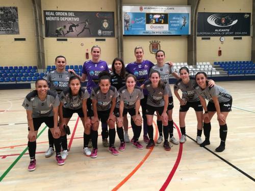 Previa: Pescados Rubén Burela FS - Xaloc Alacant . Jornada 21ª. 1ª Div. de Fútbol Sala Femenino