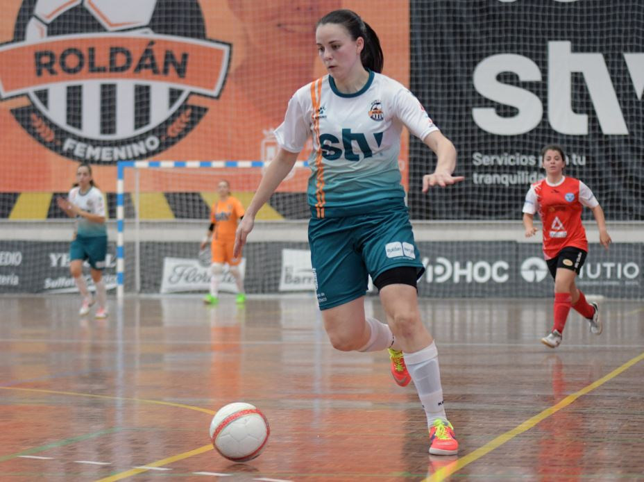 Crónica: STV Roldán - Ourense Enviialia FSF. Jornada 20ª. 1ª Div. de Fútbol Sala Femenino