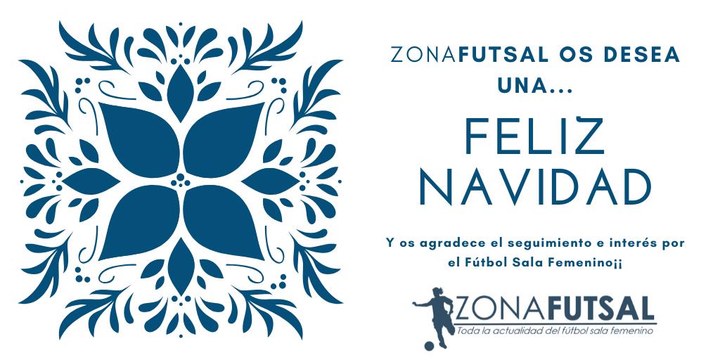 ZonaFutsal.com os desea unas Felices Navidades