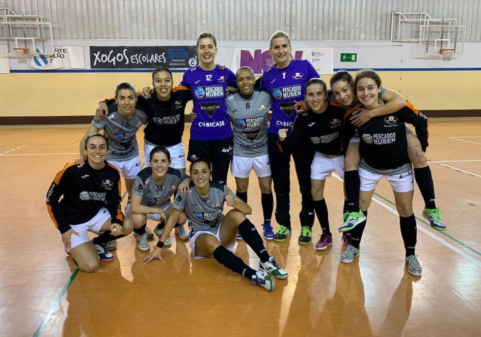 Crónica: Partido de Ida de las Semifinales de la Copa Galicia entre Pescados Rubén Burela y Viaxes Amarelle