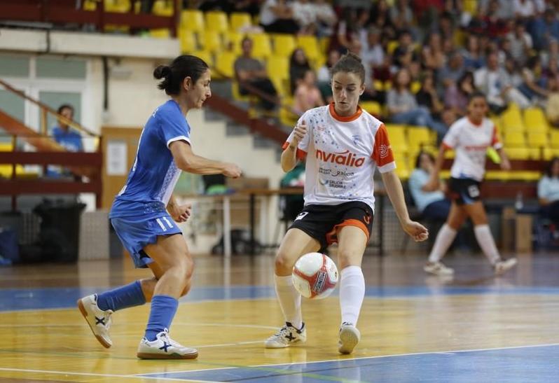 Previa: Xaloc Alacant FSF - Ourense Envialia FSF. 1ª División. Jornada 18ª
