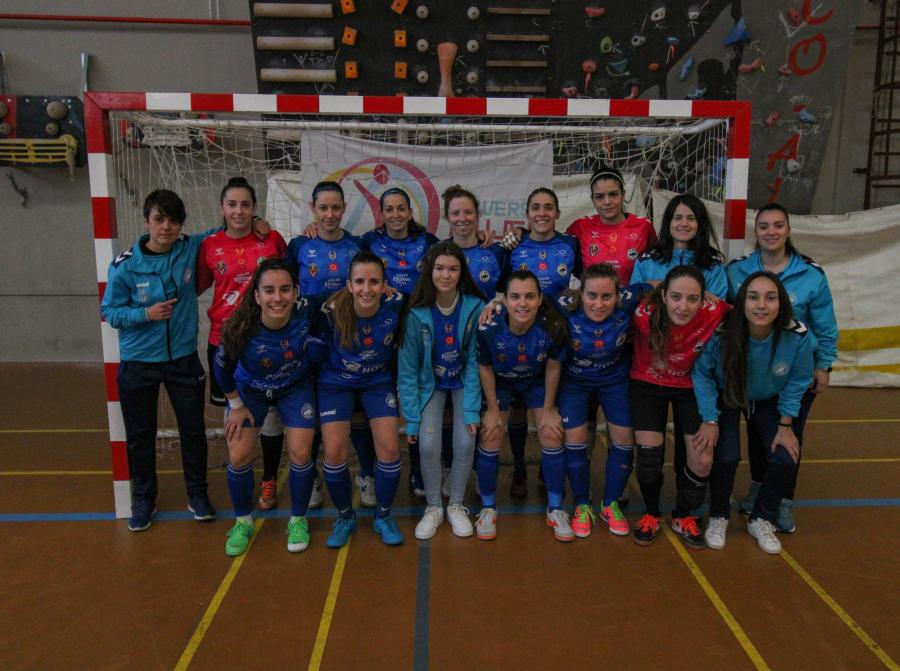 Previa: Bisontes Castellón FSF - AECS L'Hospitalet FS. 2ª División. Grupo 2º. Jornada 20ª