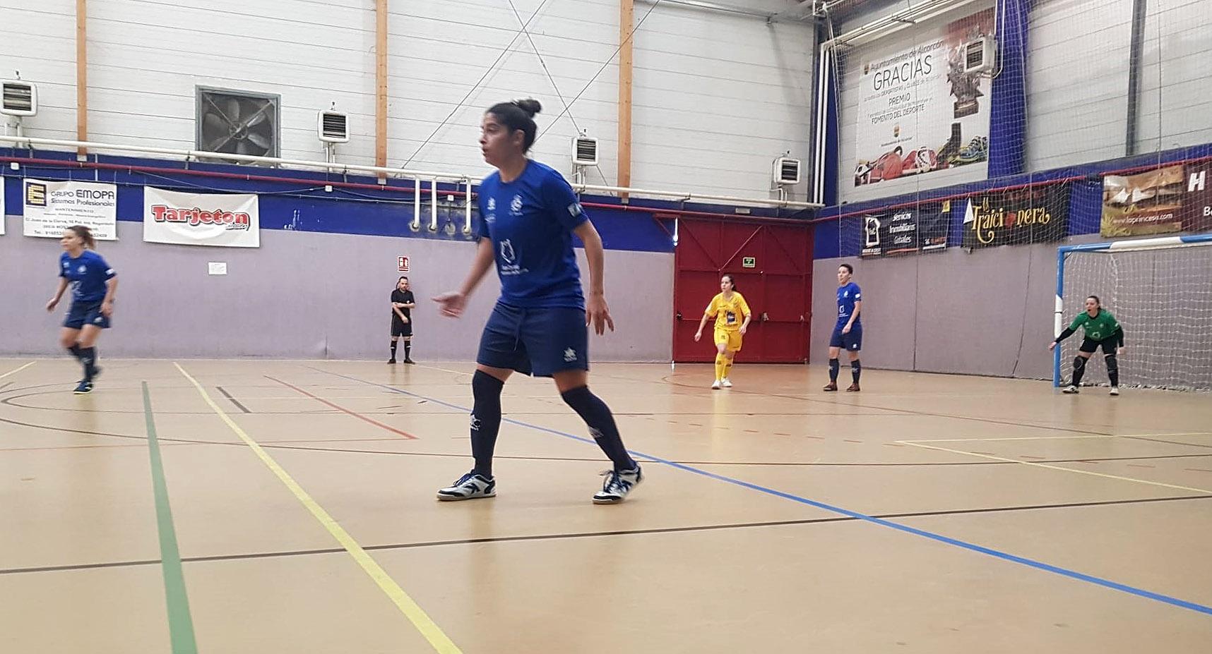 Crónica: AD Alcorcón B - Preconte Telde . Jornada 20ª. 2ª División. Grupo 4º