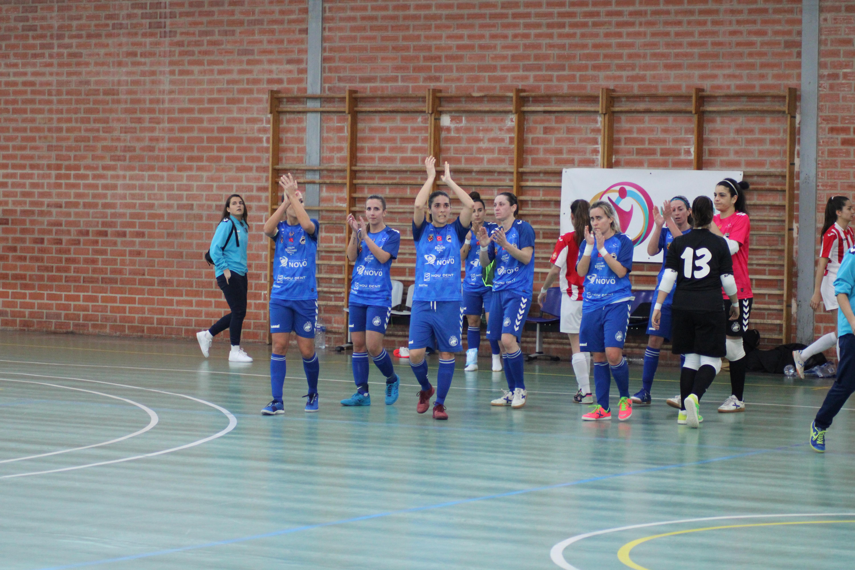 Crónica: FS Ripollet - Bisontes Castellón FSF. 2ª División. Grupo 2º. Jornada 21ª