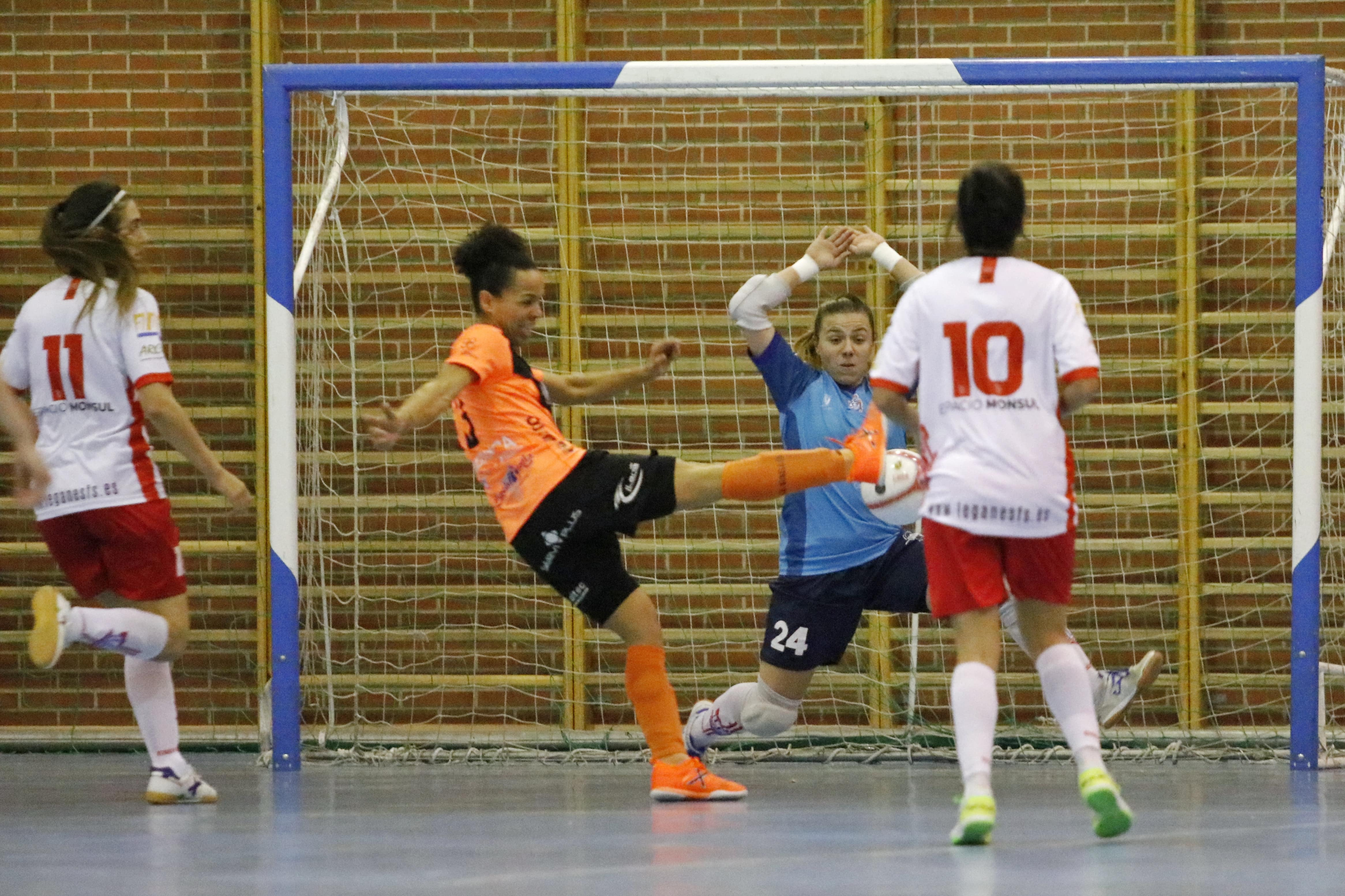 Previa: C.D. Leganés F.S. - Pescados Rubén Burela F.S. Jornada 20ª. 1ª División de Fútbol Sala Femenino
