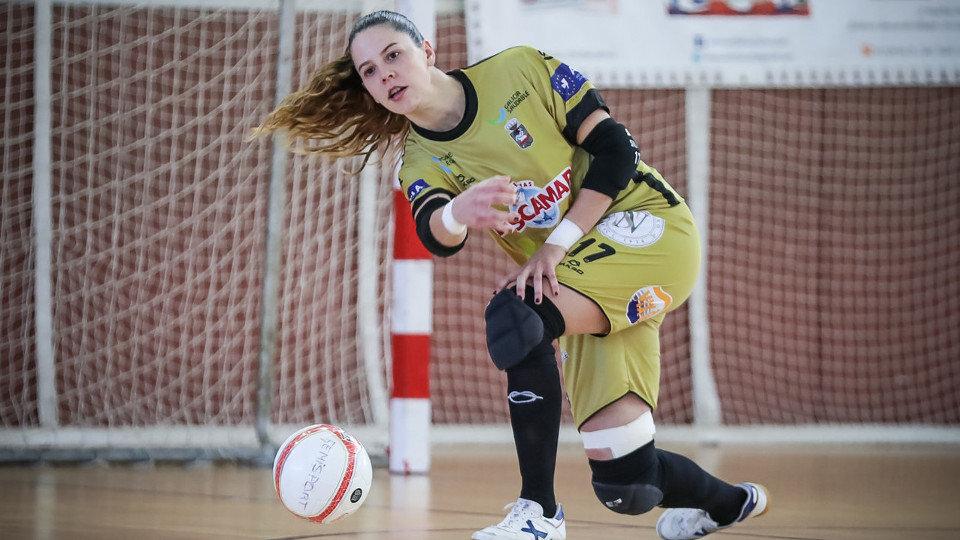 """Silvia Aguete nombrada """"Mejor Portera del Mundo"""" en los FutsalPlanet Awards 2019"""