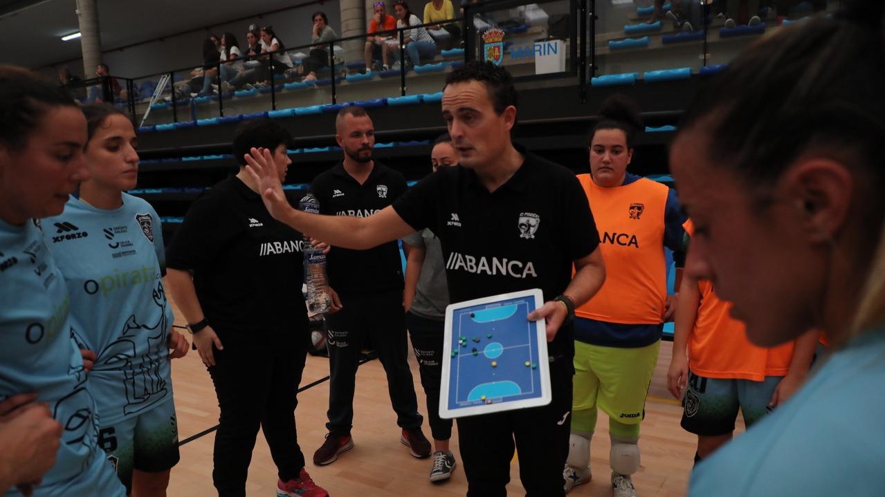 Manu Cossio, será el entrenador de Poio Pescamar FSF la próxima Temporada