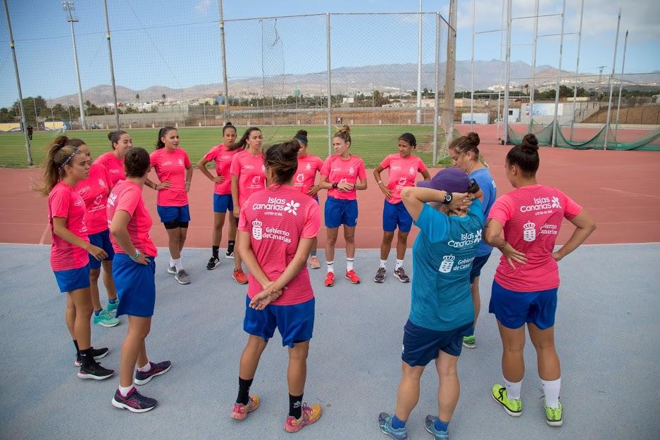 Preconte Telde comienza a preparar el Play Off Exprés por el Ascenso a 1ª División