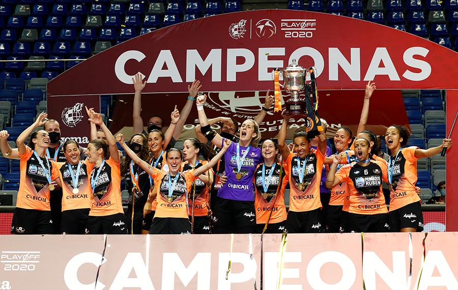 La 1ª División de Fútbol Sala Femenino tendrá dos Subgrupos de nueve equipos cada uno