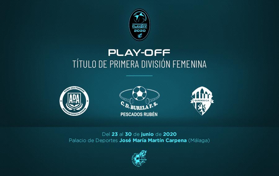 Málaga acogerá la presentación de la semana grande de fútbol sala
