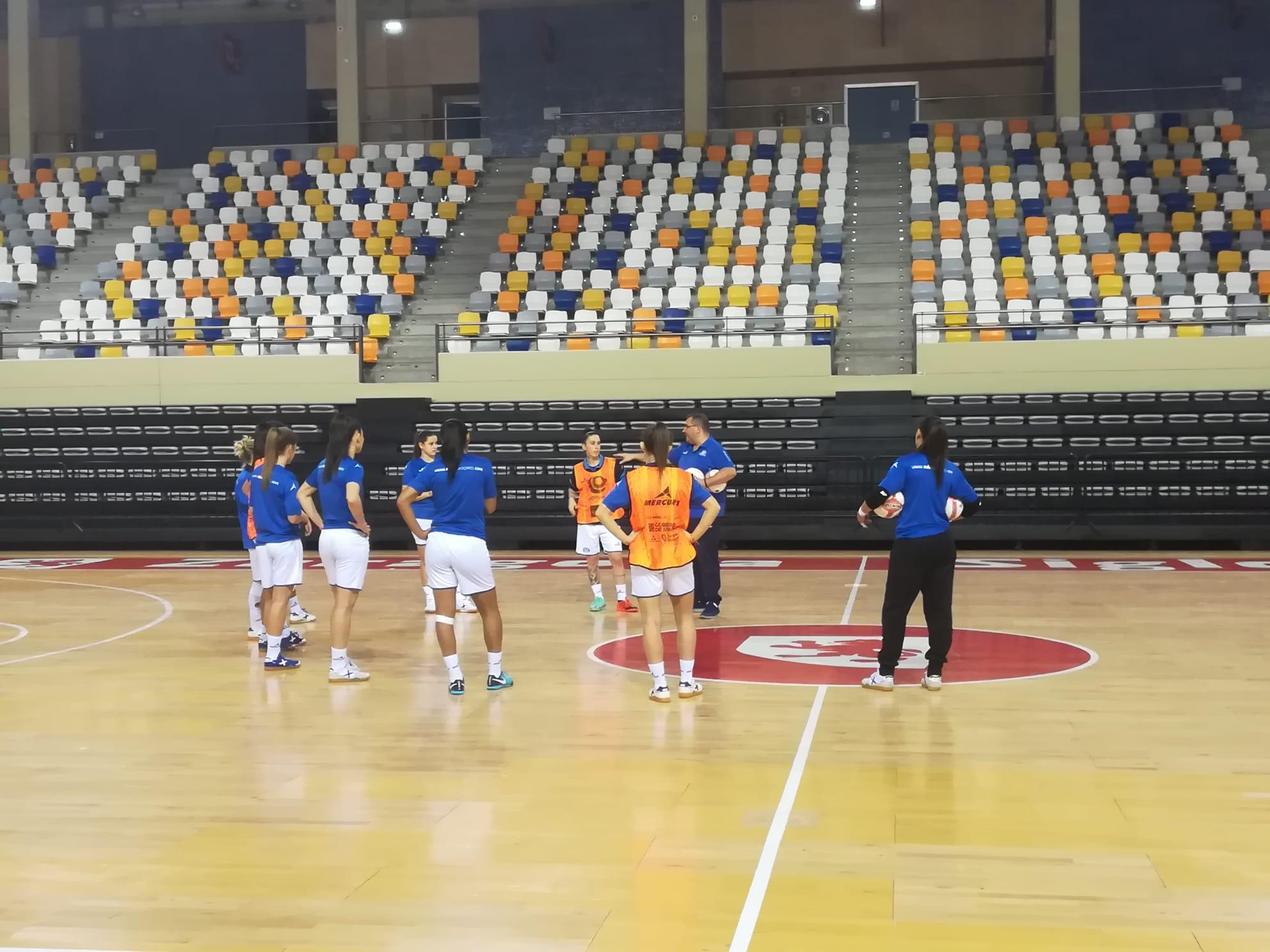 Sala Zaragoza formará parte del grupo B y comenzará la liga el 24 de octubre