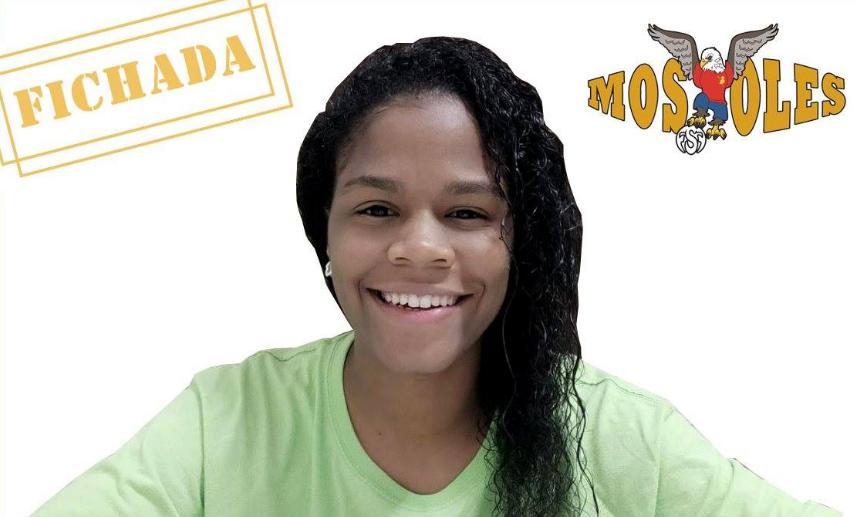 Sara Santos (Río de Janeiro (Brasil) - 25 años) es a todos los efectos nueva jugadora del FSF Móstoles para la temporada 2020/2021.