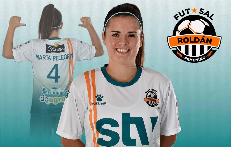 Marta Pelegrín ficha por STV Roldán para la Temporada 2020-2021