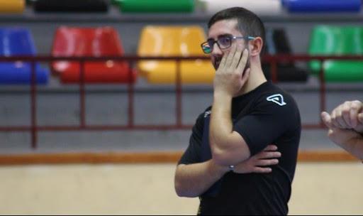 Alex Jiménez (Entrenador de Clínica Blasco – FS Joventut d'Elx): «Somos conscientes de que cada rival al que nos enfrentemos va a ser complicado»