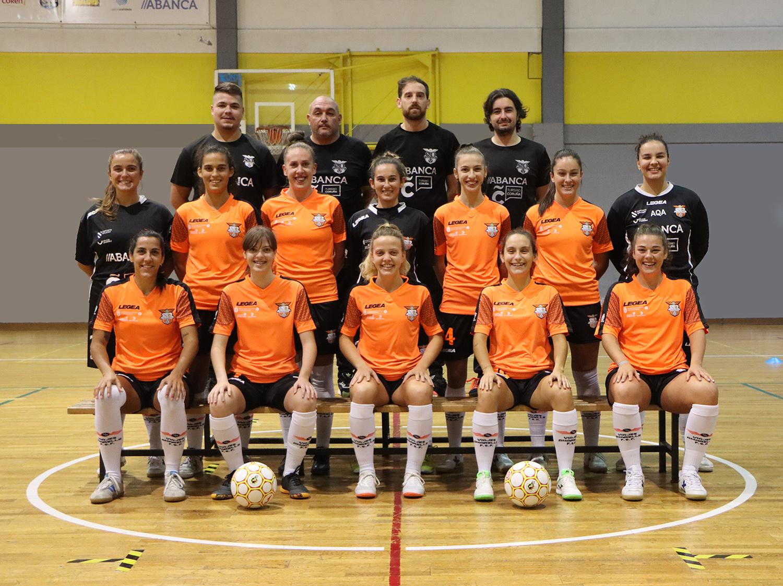 Objetivo puntuar: el derbi gallego entre Cidade das Burgas GLS y Viaxes Amarelle FSF dará los primeros puntos de la temporada