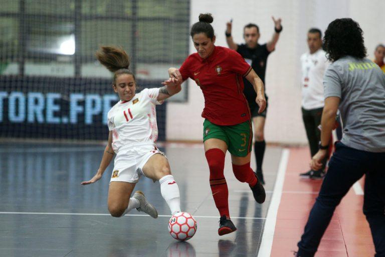 La Selección Española de Fútbol Sala Femenino jugará ante Eslovaquia en la Ciudad del Fútbol de Las Rozas