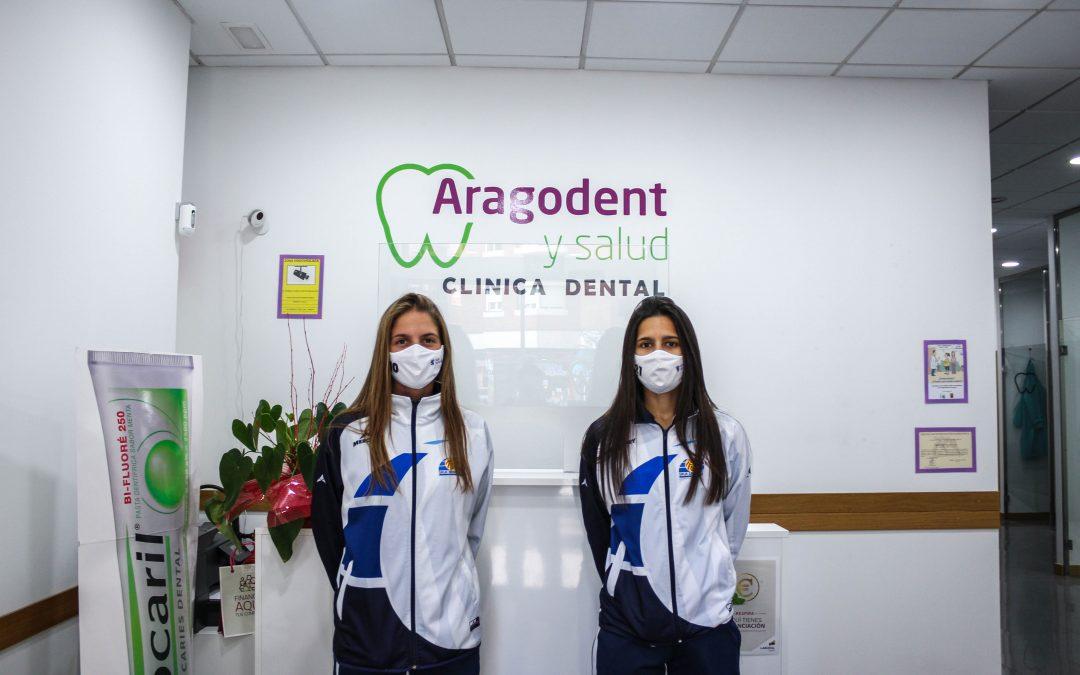 Aragodent y Sala Zaragoza mantienen su acuerdo de patrocinio