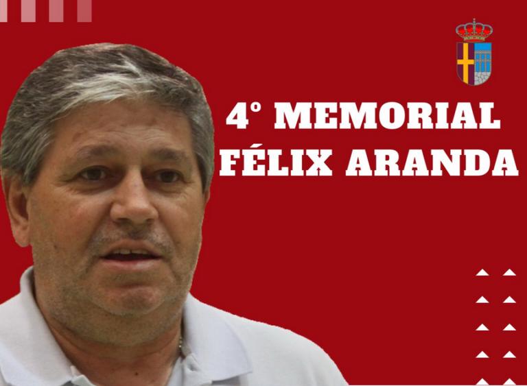 "El 4º Memorial ""Félix Aranda"" se podrá seguir en Streaming mañana sábado"