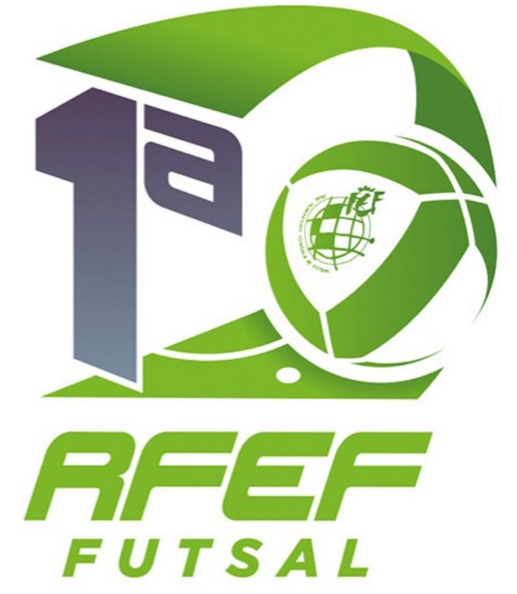 Horarios 1ª División de Fútbol Sala Femenino - Jornada 2ª