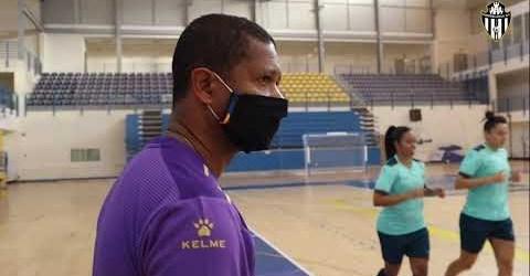 """Marcio Santos (Entrenador de MSC Torreblanca Melilla FS): """"Tenemos que confiar en el planteamiento que tenemos y jugar igual tanto en casa como fuera"""""""
