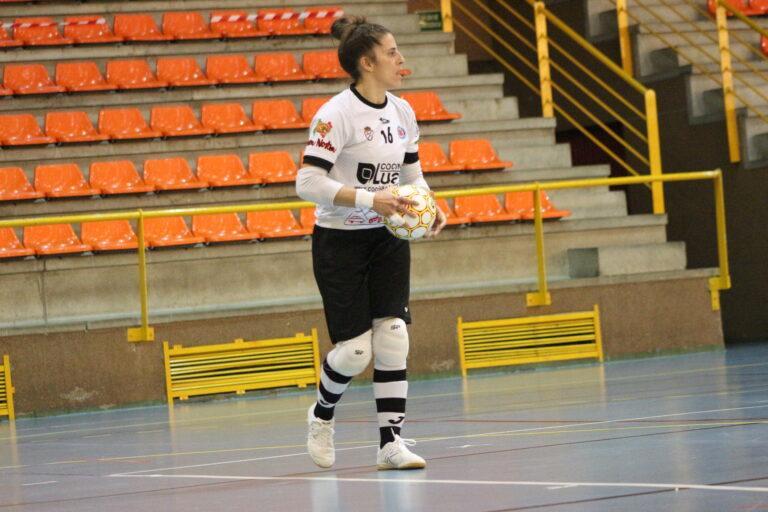 """Joy (Portera de Colme Futsal): """"Para mí esta temporada es muy especial"""""""