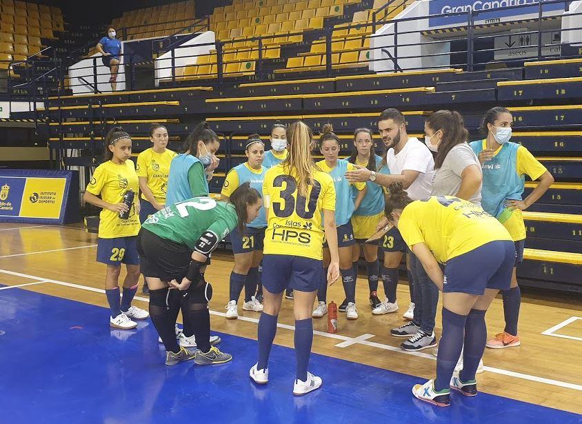 Previa del Partido: ADAE Simancas - Gran Canaria Teldeportivo