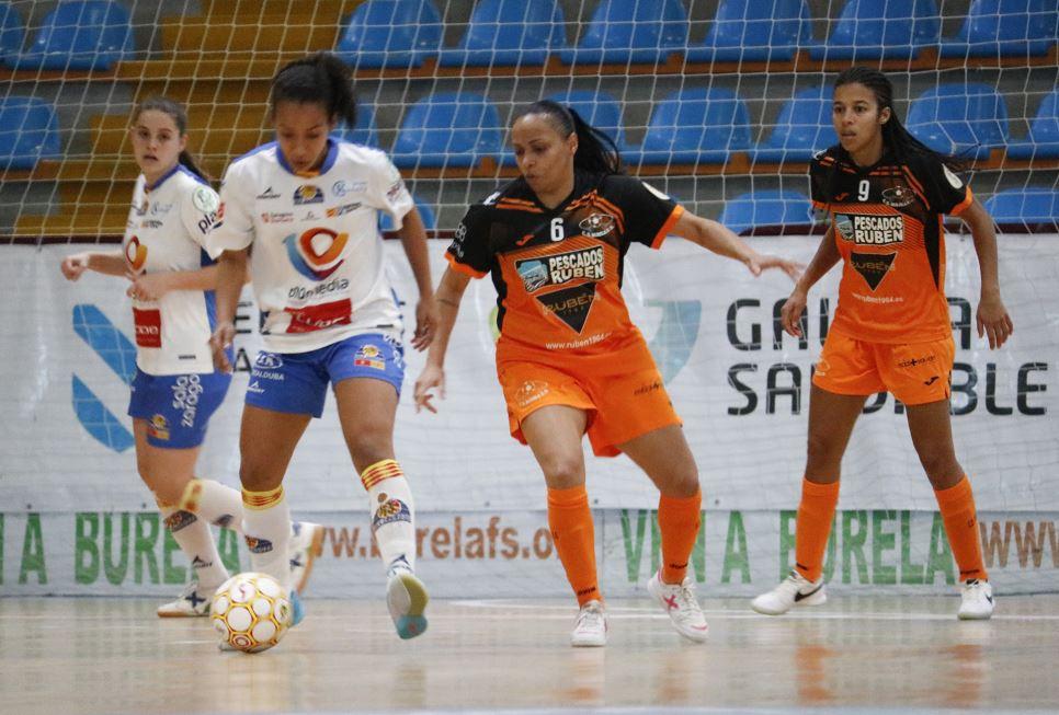 La RFEF hace públicos los horarios de los partidos aplazados en 1ª División de Fútbol Sala Femenino